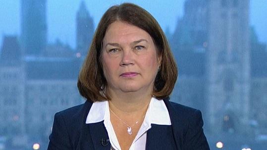 Federal Health Minister Dr. Jane Philpott